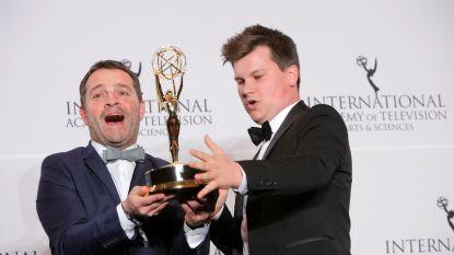Onze man in New York: team achter 'Sorry voor alles' dolgelukkig met Emmy Award