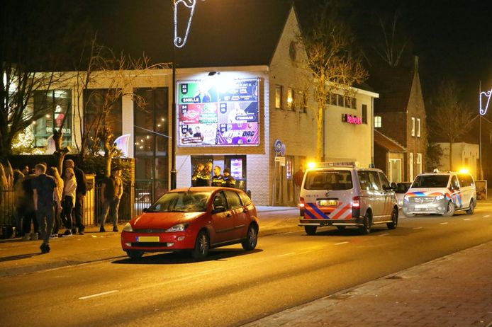 Vrouw aangereden op de Wilhelminalaan in Reusel.