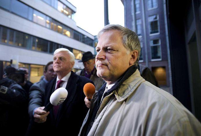 Voormalig VVD-gedeputeerde Ton Hooijmaijers.