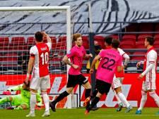 FC Utrecht krabbelt op na slijtageslag: 'Met punt bij Ajax zou je vooraf tevreden zijn'