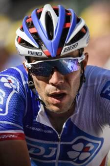 Pinot nieuwe leider in Ronde van de Alpen