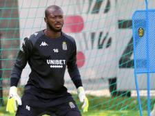 Le gardien Hervé Koffi signe pour trois ans à Charleroi