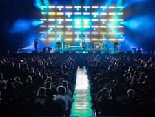 Zucht van verlichting door Ziggo Dome bij optreden Nielson, het grootste popconcert in maanden