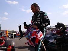 Hamilton racistisch beledigd op internet, teams en F1 komen met statement