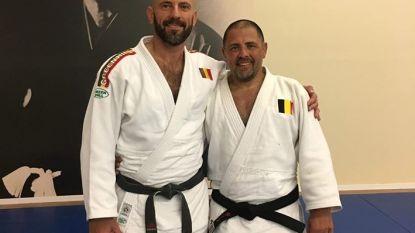 Trainer Jucoclub Herzele behaalt zevende dan
