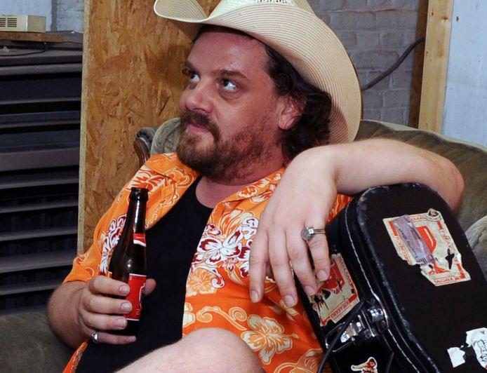 Comedian Johnny Trash gaat volgende week dinsdag voor het eerst sinds lang weer optreden voor een live publiek en dat brengt een gezonde stress met zich mee.
