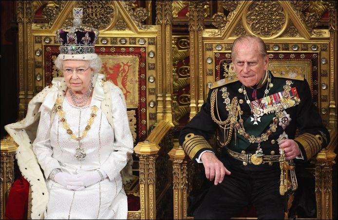 Prins Philip, de echtgenoot van de Britse Queen Elisabeth, overleed vrijdag op 99-jarige leeftijd.