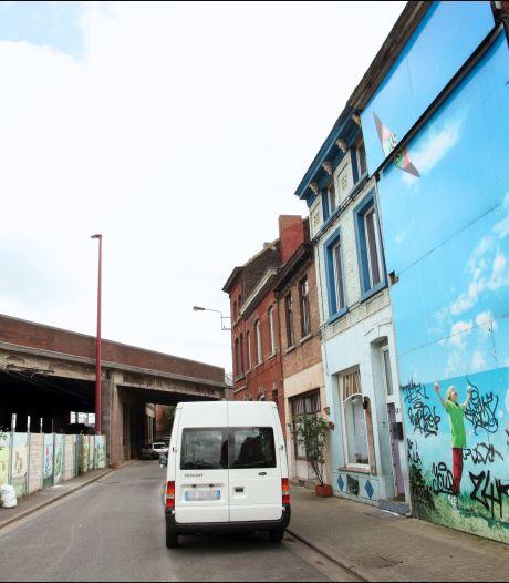 """Voici ce que va devenir l'ex-maison de Marc Dutroux à Charleroi: """"Entre ciel et terre"""""""