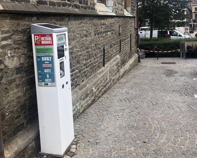 Betalend parkeren is opnieuw van toepassing in het centrum van Geraardsbergen.
