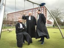 Bredase schommeltieners vandaag voor de rechter vanwege drie boetes van 57 euro