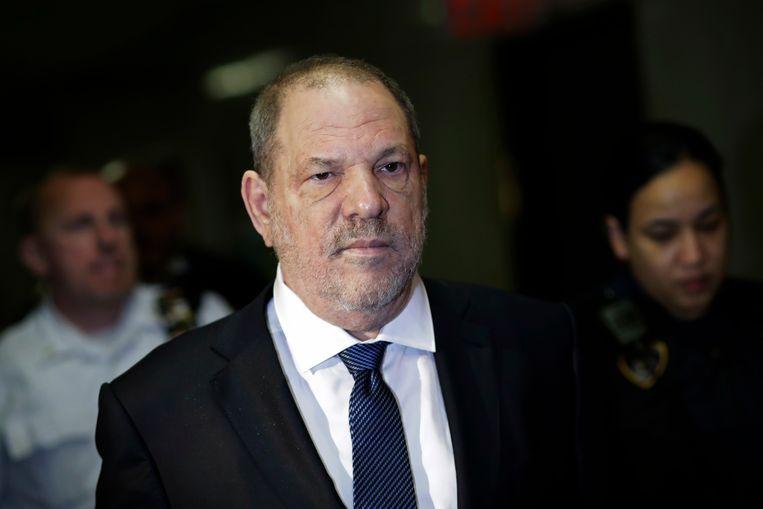 Harvey Weinstein. Beeld AP