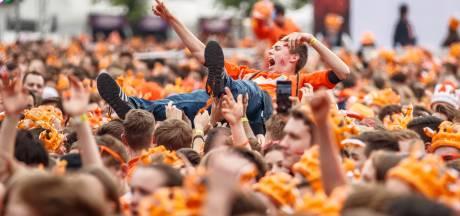 Geen vergunning voor 538 Oranjedag in Breda, omstreden testevenement van de baan