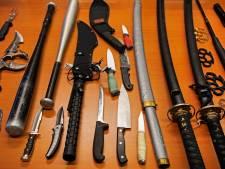 Gooise gemeenten doen mee aan landelijke inleveractie steekwapens