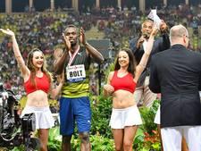Bolt sprint naar beste seizoenstijd
