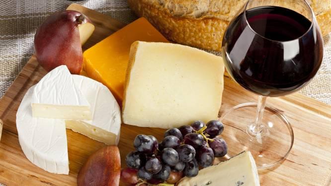 Zijn kaas en rode wijn het geheim van een gezonde levensstijl?
