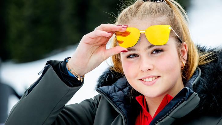 Hippe zonnebril Amalia snel uitverkocht