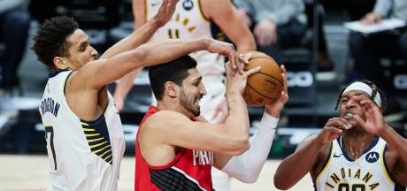 Indiana Pacers verplettert Portland Trail Blazers in derde kwart en boekt ruime zege
