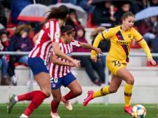 Nieuwe staking dreigt in Spaanse vrouwencompetitie