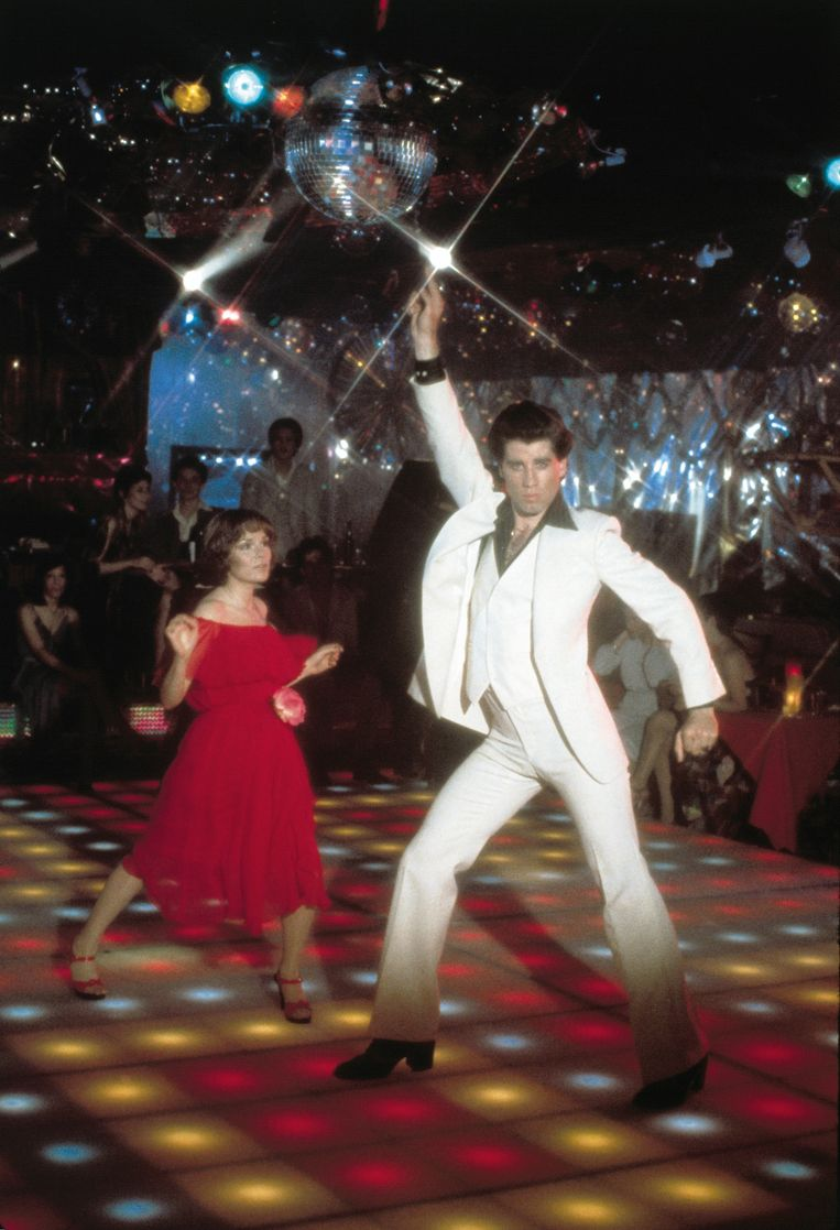 'Saturday Night Fever'. Beeld Paramount Pictures