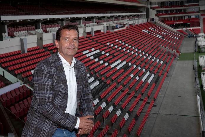 Frans Janssen, commercieel directeur van PSV.