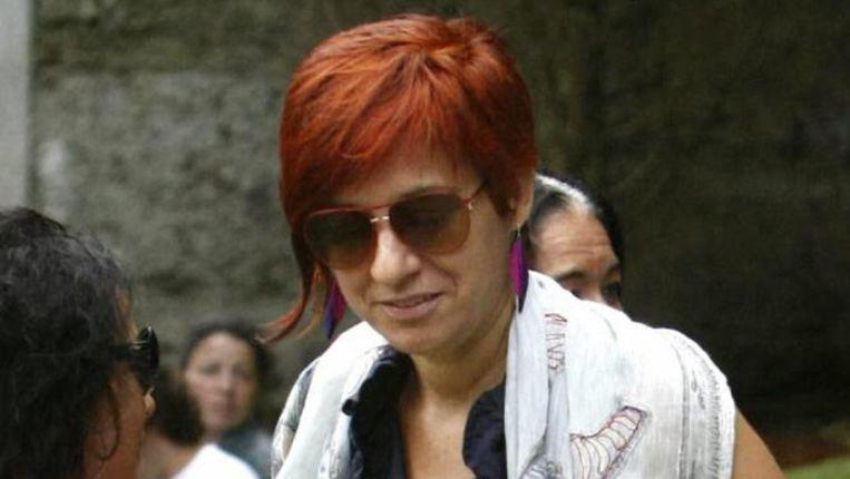 Sandra Ortega Mera (45) heeft een vermogen van zo'n 5,4 miljard euro. Beeld kos