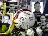 Hoe we met een portret de vier omgekomen voetbalvrienden een laatst eer hebben bewezen