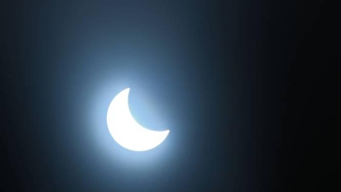 Waar en wanneer kan je gedeeltelijke zonsverduistering bewonderen?