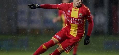Geen blessurezorgen GA Eagles: Navrátil en Ahannach fit voor MVV