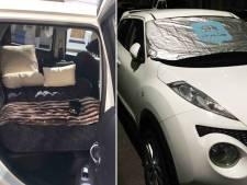 Vrouw verhuurt achterbank auto voor 9 euro per nacht op Airbnb