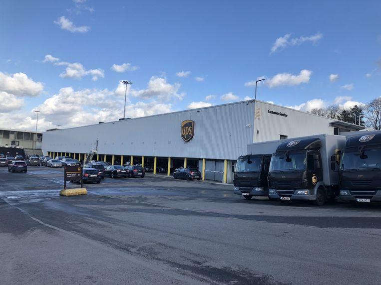 Bij UPS in Diegem staan 92 jobs op de helling.