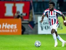 Willem II moet verdediger Leeroy Owusu enige tijd missen wegens acute blindedarmontsteking