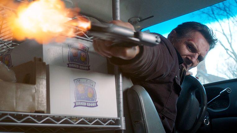 Liam Neeson in Honest Thief. Beeld Filmstill