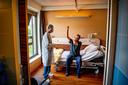 Het revalidatiecentrum Basalt heeft een medisch-specialistisch revalidatieprogramma ontwikkeld voor coronapatienten na ziekenhuis- of ic-opname.