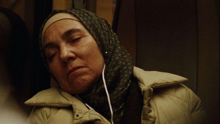 Saadia Bentaïeb als Khadija. Beeld /