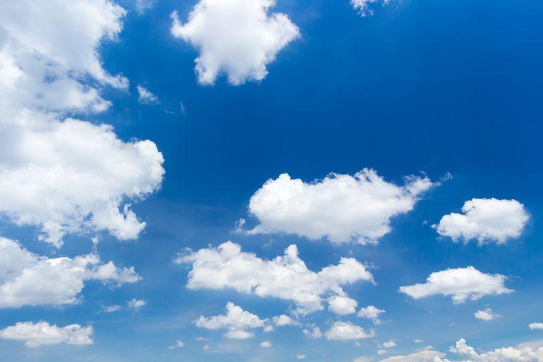De lucht is blauw en de verklaring daarvoor is altijd hetzelfde. Beeld Getty Images/EyeEm