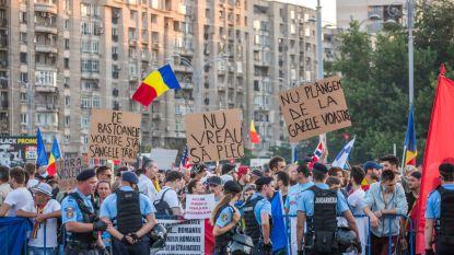 Eurocommissaris vraagt Roemeense regering om justitiehervorming te herzien na hevige protesten
