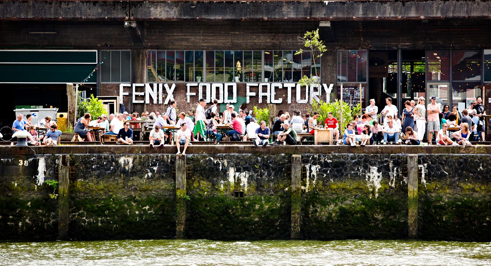De Fenix Food Factory moet begin 2020 uit het pand in Katendrecht.