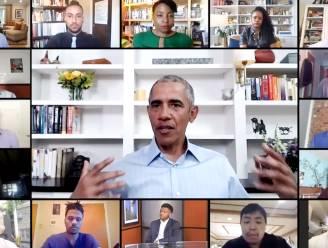 De maat is vol: Obama keert zich tegen zijn opvolger Trump