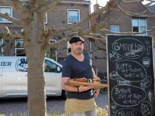 Een Zeeuwse hamburger met Mexicaanse twist bij De Barbier