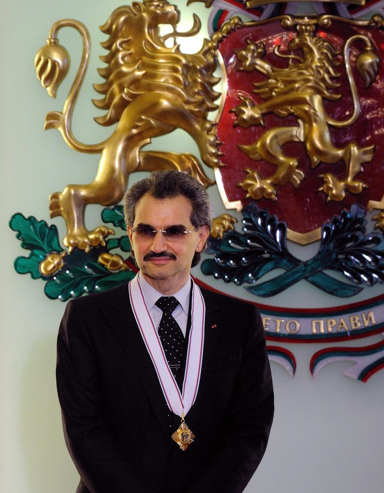 Prins Al-Waleed bin Talal Beeld EPA