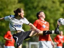 Zwart-Wit keeper Van der Zwet kiest het doel van EFC'58