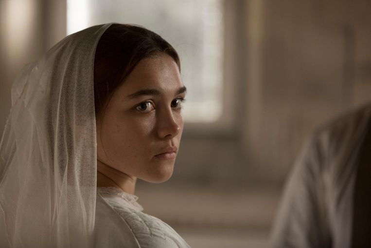 Debutant Florence Pugh is hypnotiserend om naar te kijken. Beeld Lady Macbeth