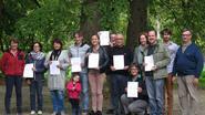 Meetjesland heeft 11 nieuwe natuurgidsen