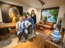 Karakteristiek, speels en multifunctioneel: 'Je ziet en voelt onze liefde voor dit huis'