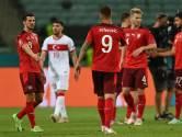 Zwitserland in wachtkamer na zege op puntloos Turkije, B-keus Italië wint ook van Wales