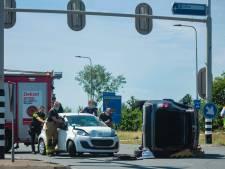 Drie gewonden bij aanrijding in buurt van ziekenhuis Zutphen