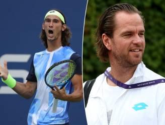 """Pupil van Xavier Malisse staat verrassend in de kwartfinales op de US Open: """"Xavier kan me helpen een betere speler te worden"""""""
