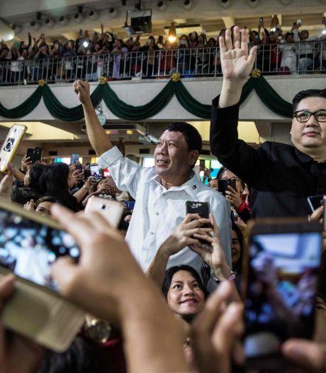 Un sosie de Duterte sème la confusion dans une église