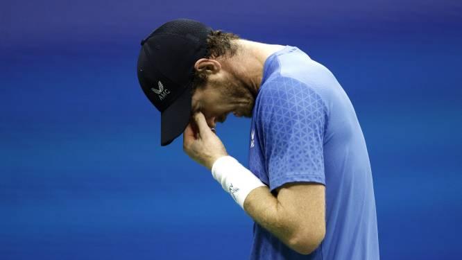 Andy Murray hangt trouwring aan stinkende schoenen en raakt alles kwijt: 'Ik sta er thuis nu slecht op'
