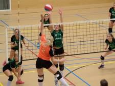 Volleybalsters Kwiek dichtbij kampioenschap